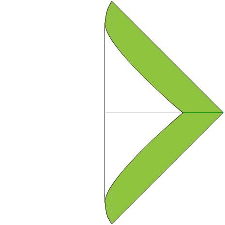 snake animal easy origami